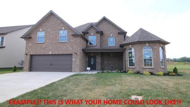 148 The Groves At Hearthstone, Clarksville, TN 37040 (MLS #RTC2134491) :: Ashley Claire Real Estate - Benchmark Realty