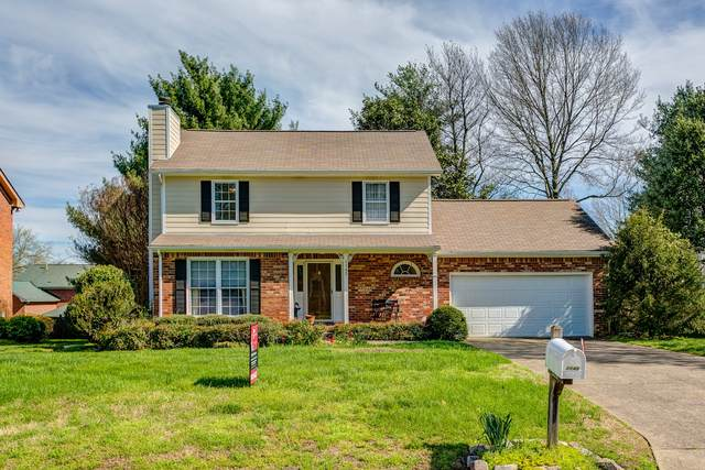 1140 Hunters Chase Dr, Franklin, TN 37064 (MLS #RTC2134525) :: DeSelms Real Estate