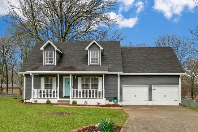 204 Merritt Dr, La Vergne, TN 37086 (MLS #RTC2134566) :: DeSelms Real Estate