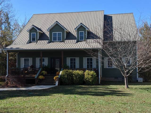 101 Cypress Point Dr, Winchester, TN 37398 (MLS #RTC2134590) :: FYKES Realty Group