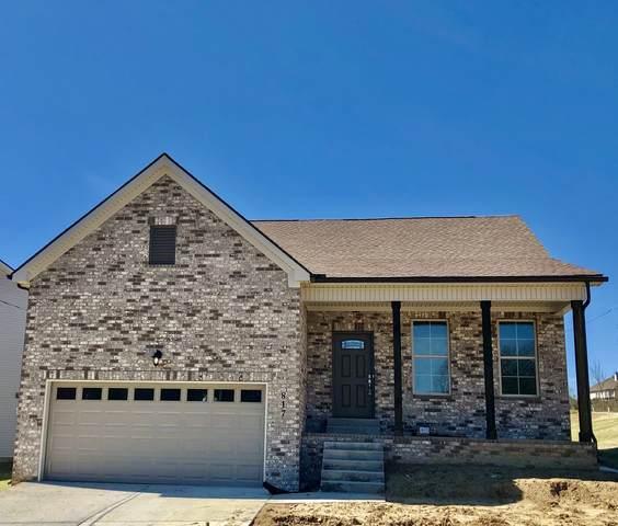 817 Bridge Creek Lane Lot 162, Antioch, TN 37013 (MLS #RTC2134604) :: Village Real Estate