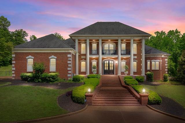 9636 Stanfield Rd, Brentwood, TN 37027 (MLS #RTC2134656) :: Nashville on the Move