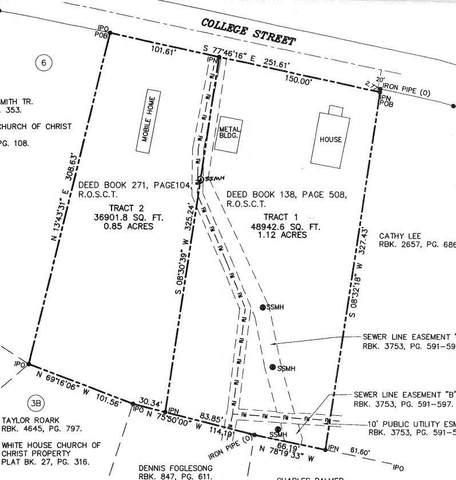 2 College Street, White House, TN 37188 (MLS #RTC2134685) :: John Jones Real Estate LLC
