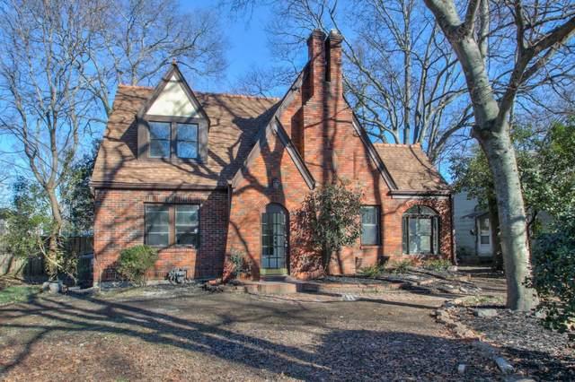 2512 Sharondale Dr, Nashville, TN 37215 (MLS #RTC2134747) :: DeSelms Real Estate