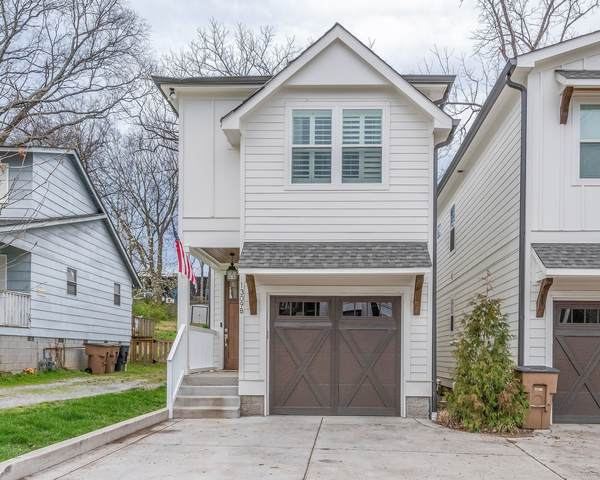 1309B Pillow Street, Nashville, TN 37203 (MLS #RTC2134909) :: DeSelms Real Estate