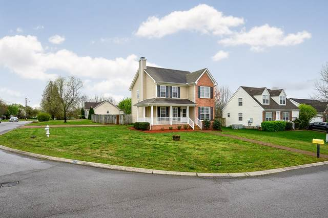 2911 Torrence Trl, Spring Hill, TN 37174 (MLS #RTC2134910) :: RE/MAX Homes And Estates