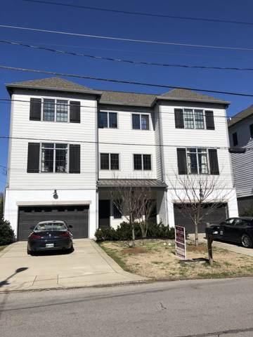 1514B Kirkwood Ave. B, Nashville, TN 37212 (MLS #RTC2134957) :: The Milam Group at Fridrich & Clark Realty