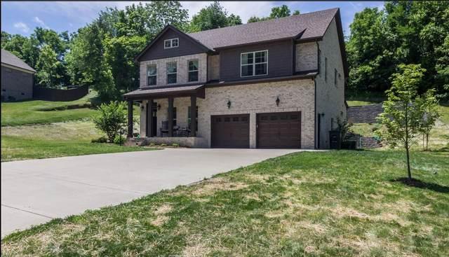 1197 Ben Hill Blvd, Nolensville, TN 37135 (MLS #RTC2134963) :: DeSelms Real Estate