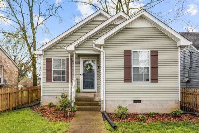 1815 15th Ave N, Nashville, TN 37208 (MLS #RTC2135060) :: Ashley Claire Real Estate - Benchmark Realty