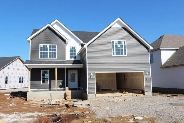 273 White Tail Ridge, Clarksville, TN 37040 (MLS #RTC2135072) :: Five Doors Network