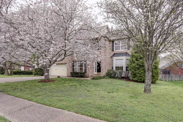 604 Meadow Glen Court, Nashville, TN 37221 (MLS #RTC2135102) :: Exit Realty Music City