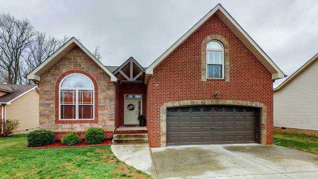 318 David Dr, Clarksville, TN 37040 (MLS #RTC2135121) :: HALO Realty