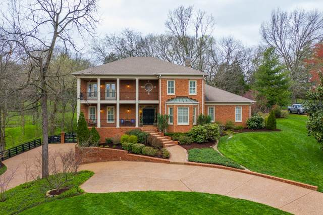 1116 Brookview Dr, Brentwood, TN 37027 (MLS #RTC2135124) :: Nashville on the Move