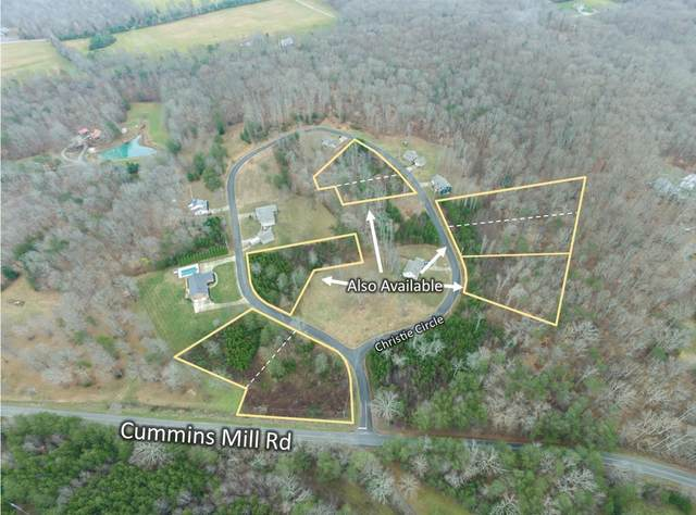 0 Cummins Mill Rd Lot #2, Cookeville, TN 38501 (MLS #RTC2135126) :: Village Real Estate