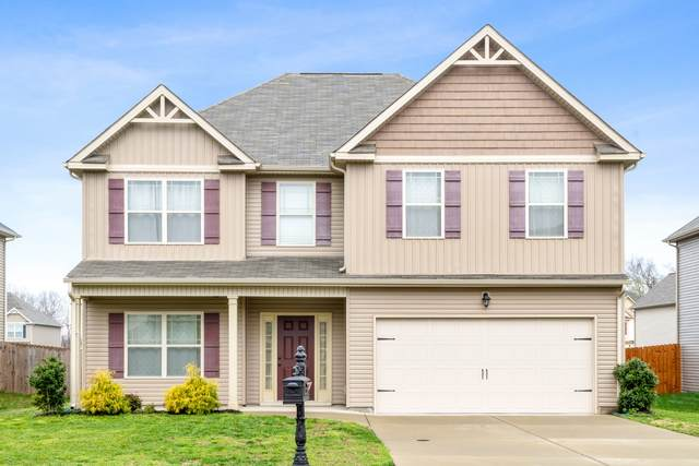 3414 Oconnor Ln, Clarksville, TN 37042 (MLS #RTC2135137) :: RE/MAX Homes And Estates