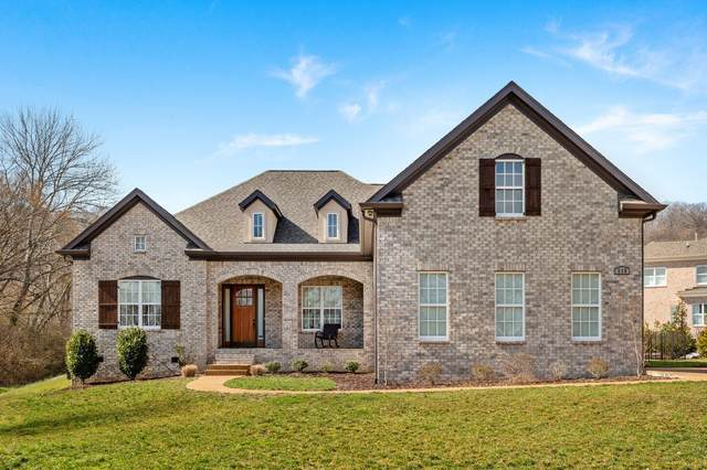 315 Belle Vista Ct, Franklin, TN 37064 (MLS #RTC2135149) :: Armstrong Real Estate