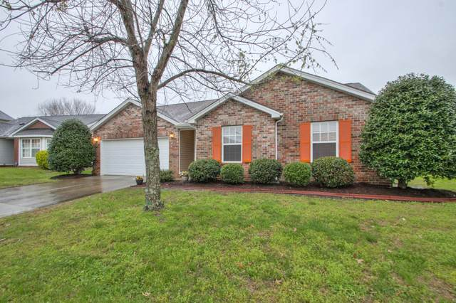1012 Lowrey Pl, Spring Hill, TN 37174 (MLS #RTC2135161) :: RE/MAX Homes And Estates