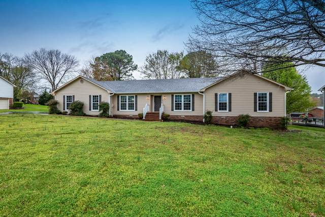1428 Spainwood St, Columbia, TN 38401 (MLS #RTC2135167) :: Benchmark Realty