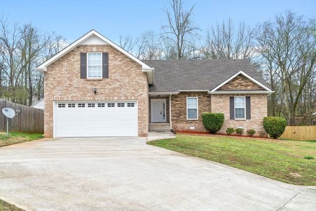 153 W Observatory Dr, Clarksville, TN 37040 (MLS #RTC2135176) :: HALO Realty