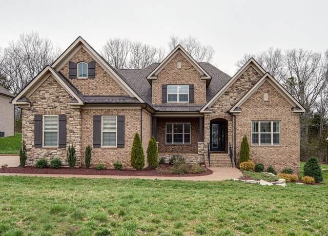 2676 Benington Pl, Nolensville, TN 37135 (MLS #RTC2135243) :: DeSelms Real Estate