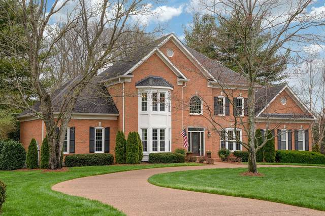 9560 Keeneland Dr, Brentwood, TN 37027 (MLS #RTC2135283) :: DeSelms Real Estate