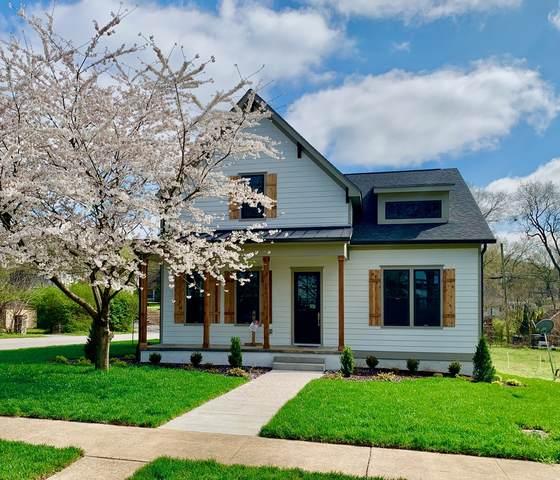 3901 Park Ave, Nashville, TN 37209 (MLS #RTC2135306) :: Village Real Estate
