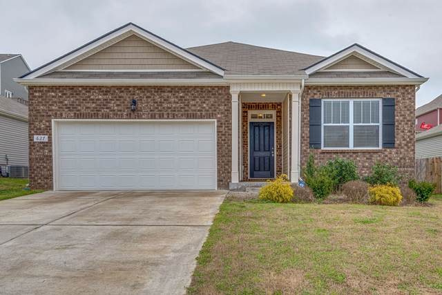 627 Prominence Rd, Columbia, TN 38401 (MLS #RTC2135313) :: FYKES Realty Group