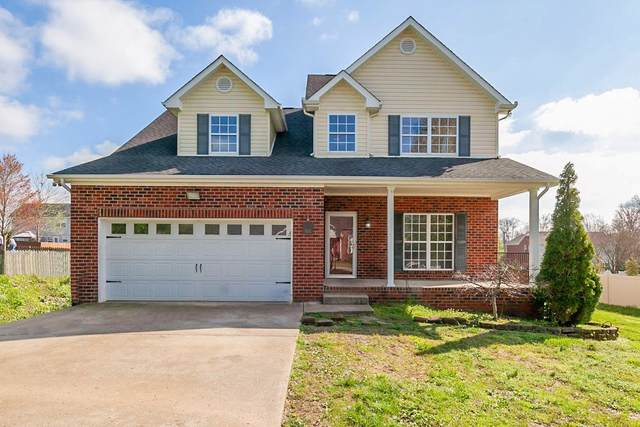 1022 Whitley Pl, Hendersonville, TN 37075 (MLS #RTC2135352) :: The Milam Group at Fridrich & Clark Realty
