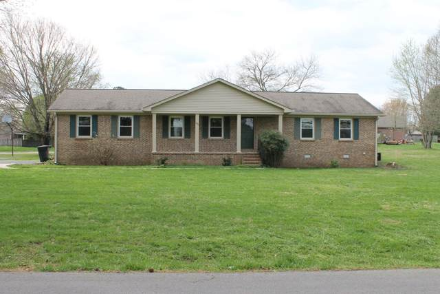 1333 Carter Blake Rd, Tullahoma, TN 37388 (MLS #RTC2135357) :: RE/MAX Homes And Estates