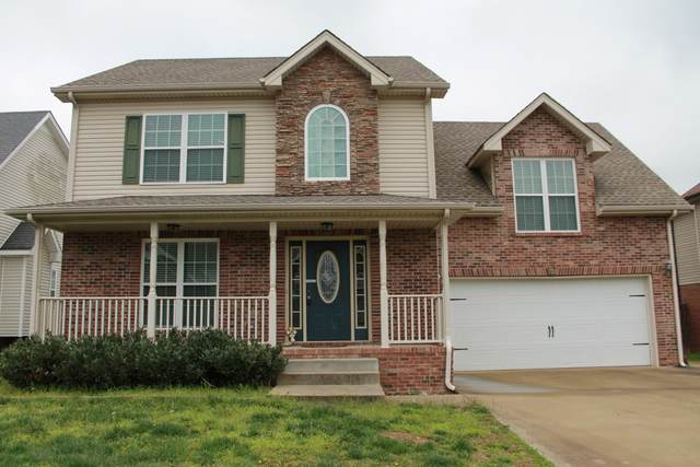 1261 Chinook Cir, Clarksville, TN 37042 (MLS #RTC2135372) :: REMAX Elite