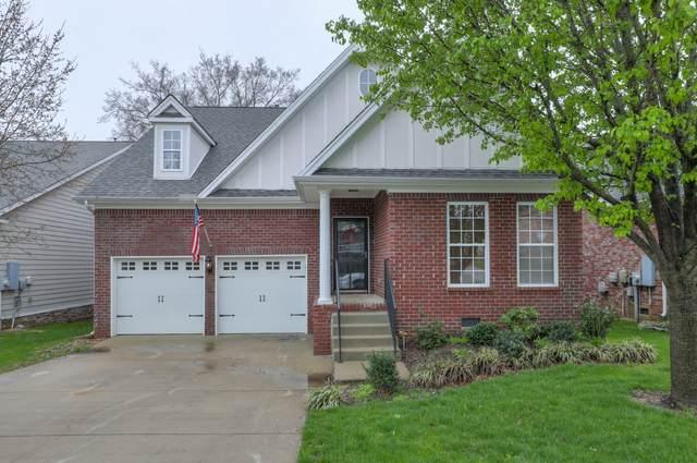 3371 Redmon Hill, Nolensville, TN 37135 (MLS #RTC2135423) :: DeSelms Real Estate