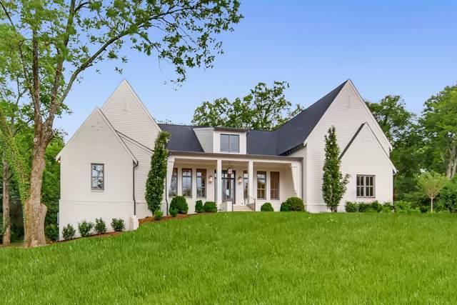 4710 Sewanee Rd, Nashville, TN 37220 (MLS #RTC2135442) :: DeSelms Real Estate