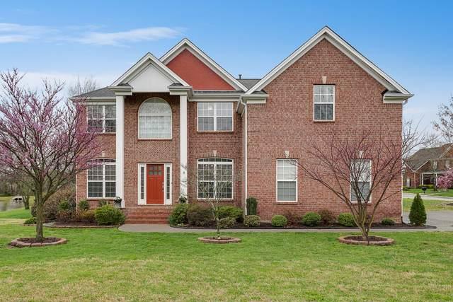 1001 Rachel Beth Ct., Spring Hill, TN 37174 (MLS #RTC2135444) :: Five Doors Network