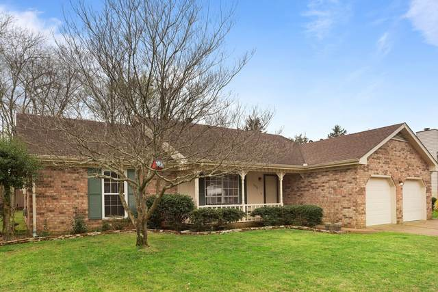 306 Rosemary St, Smyrna, TN 37167 (MLS #RTC2135471) :: DeSelms Real Estate