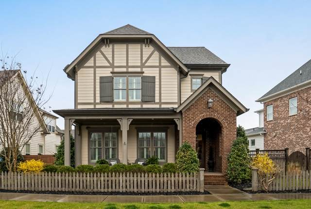 235 Fitzgerald St, Franklin, TN 37064 (MLS #RTC2135474) :: The Group Campbell powered by Five Doors Network