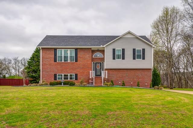 857 Nathan Dr, Columbia, TN 38401 (MLS #RTC2135490) :: Village Real Estate