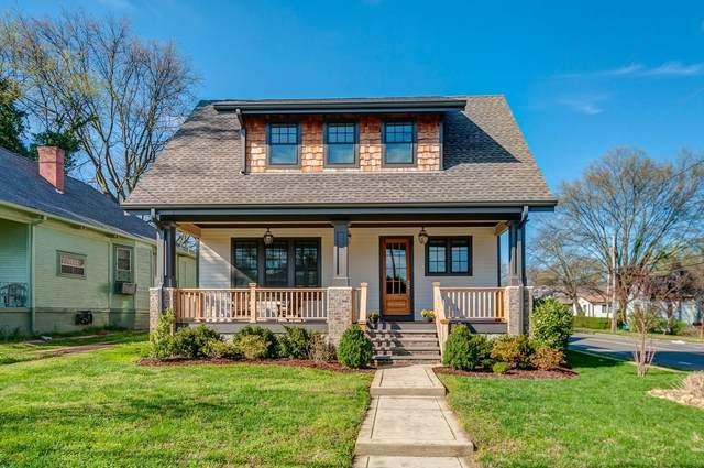 1000 S Douglas Avenue, Nashville, TN 37204 (MLS #RTC2135509) :: The Miles Team | Compass Tennesee, LLC