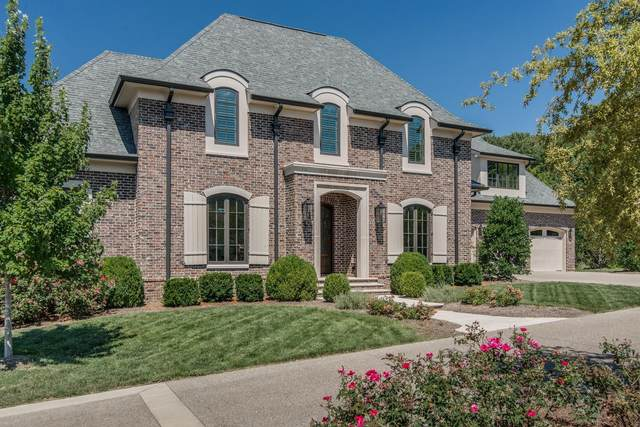 911 Dorset Dr, Brentwood, TN 37027 (MLS #RTC2135520) :: DeSelms Real Estate