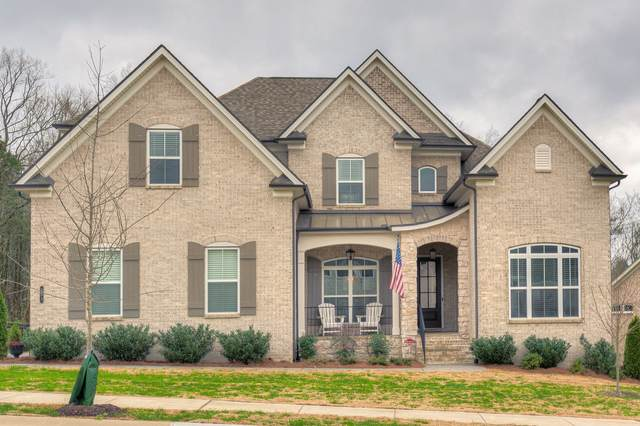 283 Burberry Glen Blvd, Nolensville, TN 37135 (MLS #RTC2135527) :: Nashville Home Guru