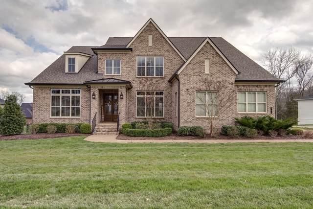 204 Belgian Rd, Nolensville, TN 37135 (MLS #RTC2135537) :: DeSelms Real Estate