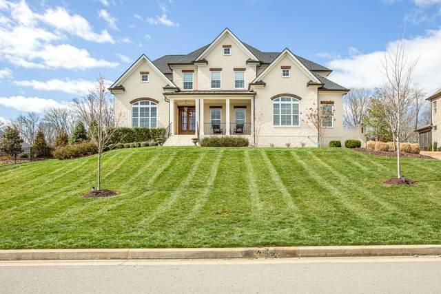 2656 Benington Pl, Nolensville, TN 37135 (MLS #RTC2135540) :: DeSelms Real Estate