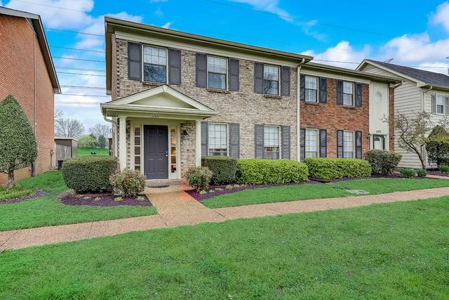 1284 General George Patton Rd, Nashville, TN 37221 (MLS #RTC2135547) :: Exit Realty Music City