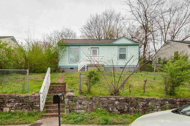912 S 14th St, Nashville, TN 37206 (MLS #RTC2135587) :: DeSelms Real Estate