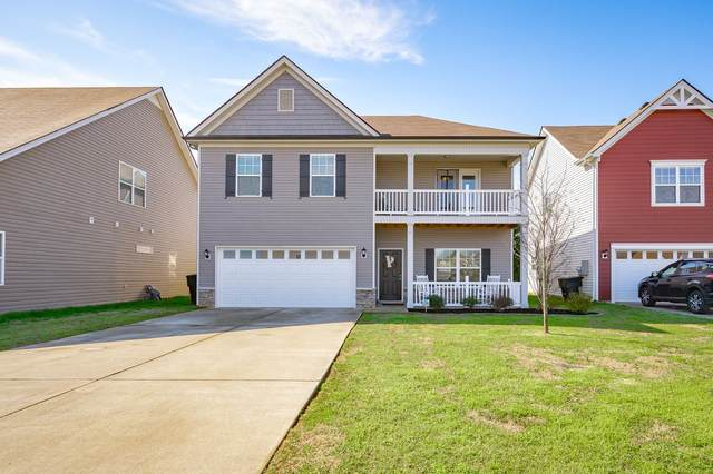 2531 Salem Glen Xing, Murfreesboro, TN 37128 (MLS #RTC2135591) :: HALO Realty