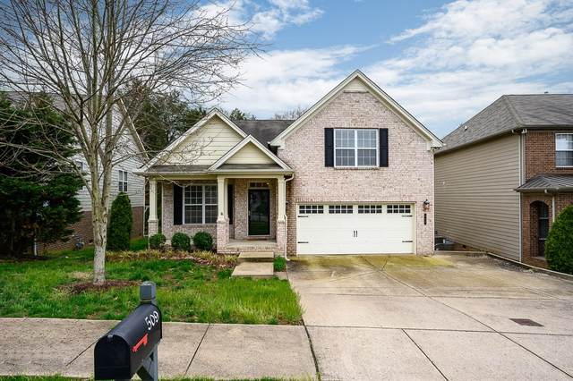 509 Dante Ranch Ln, Nolensville, TN 37135 (MLS #RTC2135594) :: Nashville Home Guru