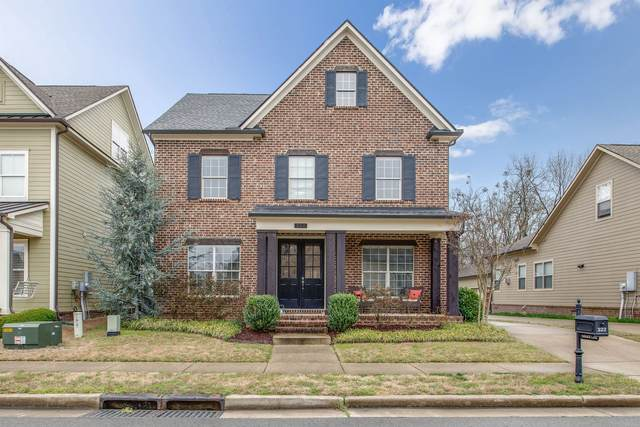 322 Passage Ln, Franklin, TN 37064 (MLS #RTC2135600) :: FYKES Realty Group