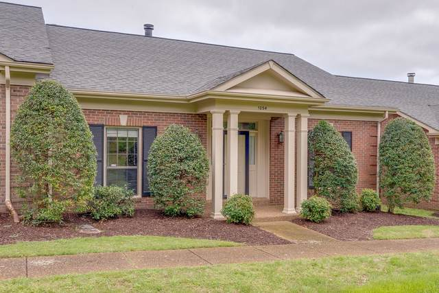 1254 Brentwood Pt, Brentwood, TN 37027 (MLS #RTC2135607) :: Stormberg Real Estate Group