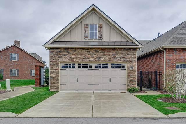 321 Thesing Ct, Nolensville, TN 37135 (MLS #RTC2135623) :: DeSelms Real Estate
