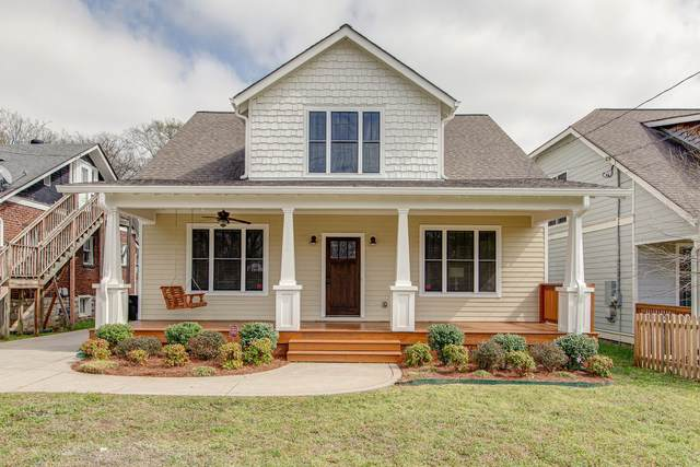 3806 Baxter Ave, Nashville, TN 37216 (MLS #RTC2135626) :: DeSelms Real Estate