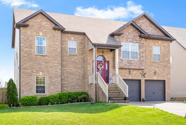 1813 Apache Way, Clarksville, TN 37042 (MLS #RTC2135724) :: RE/MAX Homes And Estates